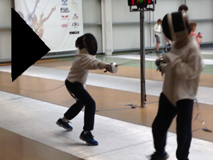 Years 3/4 Fencing